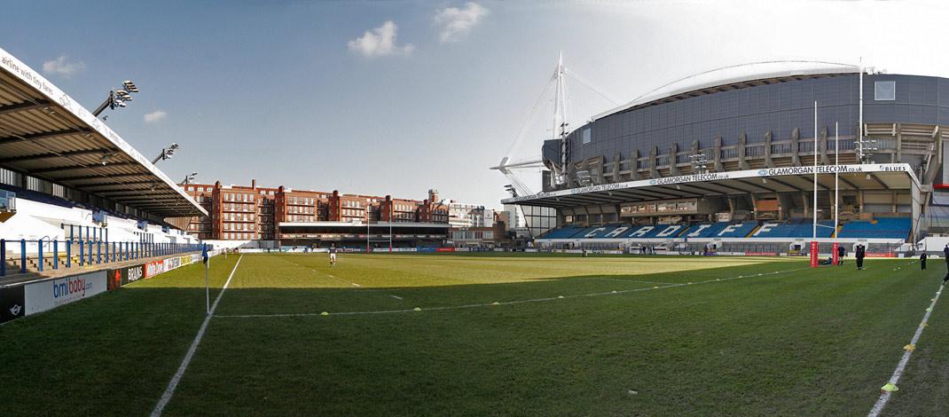 Cardiff 17 Swansea 10