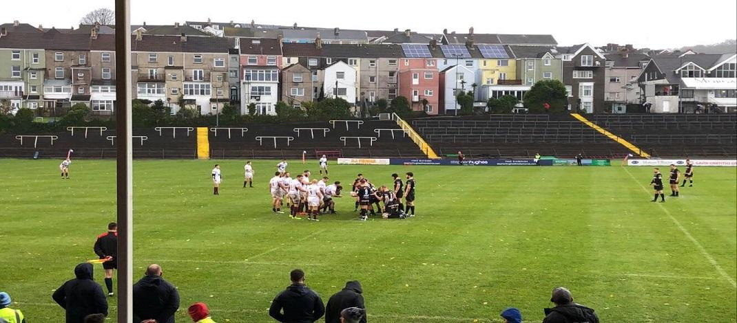Swansea 10 Merthyr 17