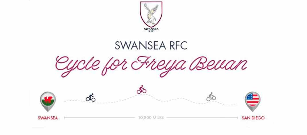 Fundraising for Freya Bevan