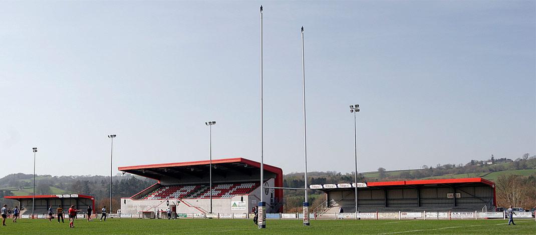 Llandovery 21-5 Swansea